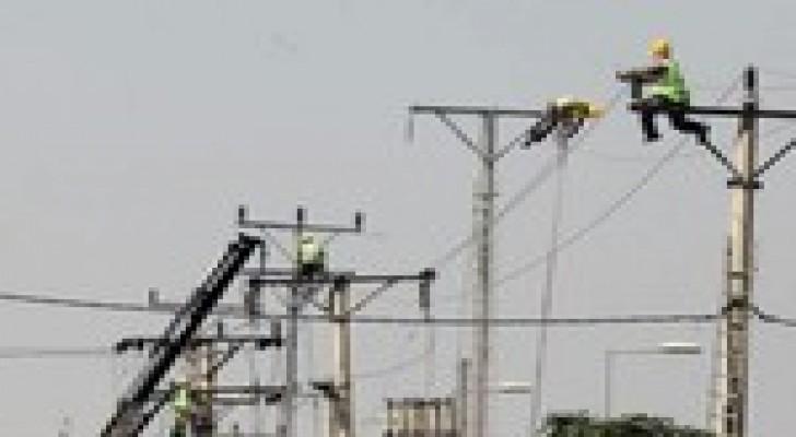 قطع الكهرباء عن مناطق بدابوق الجمعة