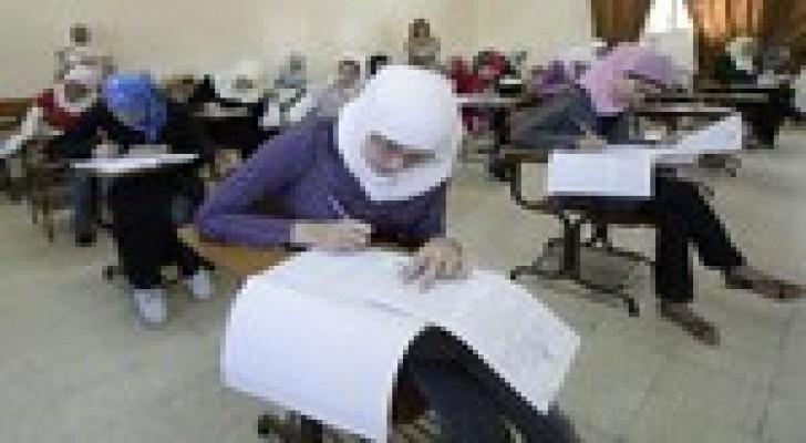 """160 ألف طالب وطالبة سيتقدمون لـ"""" شتوية التوجيهي """""""