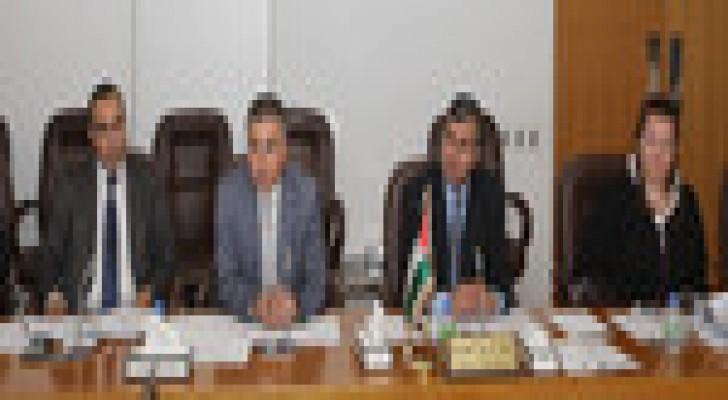 اختتام اعمال الاجتماع الثاني للفريق الاقتصادي بين الاردن ومجلس التعاون الخليجي
