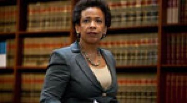أوباما يعين امرأة وزيرة للعدل