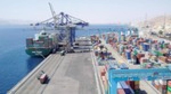 21 مليون دينار خسائر شركة حاويات العقبة جراء اضراب العمال