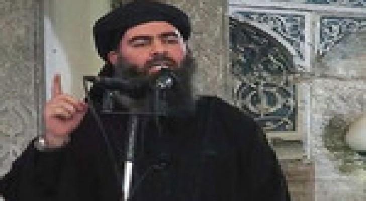 """أنباء عن إصابة """"البغدادي"""" ومقتل عدد من قيادات داعش بقصف للتحالف"""