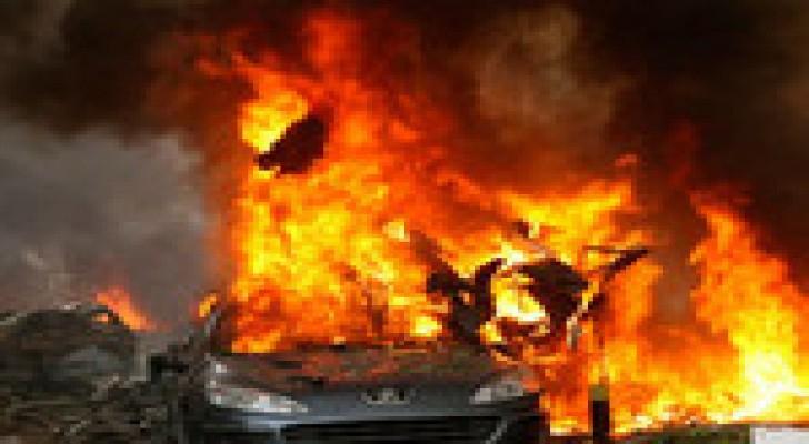مقتل 26 شخصا وإصابة 61 في 4 تفجيرات لسيارات مفخخة ببغداد