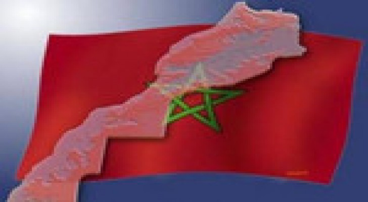 النواب المغاربة يعترضون على خريطة مبتورة للمغرب في الأردن