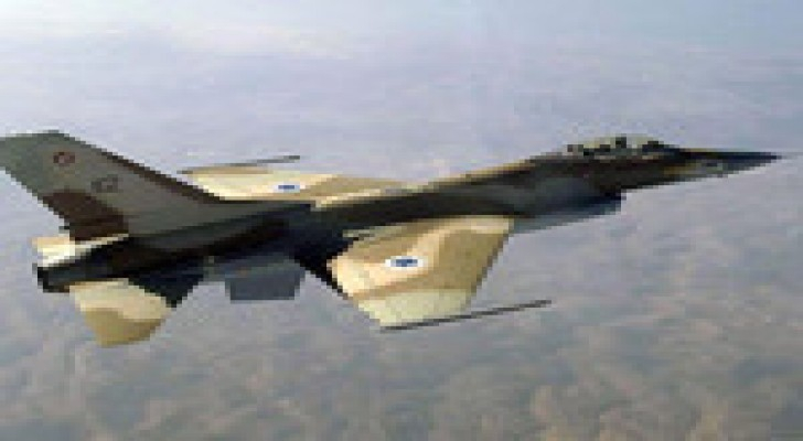 طيران حربي اسرائيلي فوق جنوب لبنان