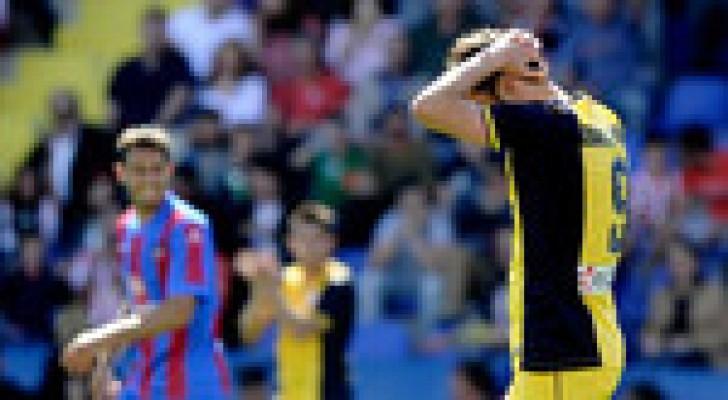 أتليتكو مدريد يتلقى الهزيمة الثانية في الدوري الإسباني