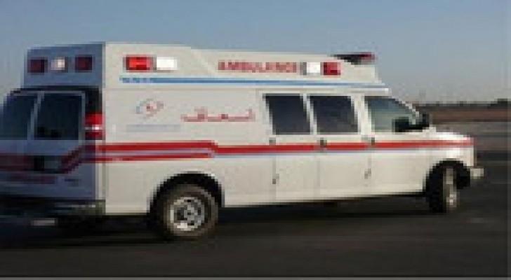 إصابة سيدتان اثر حادث دهس في العاصمة