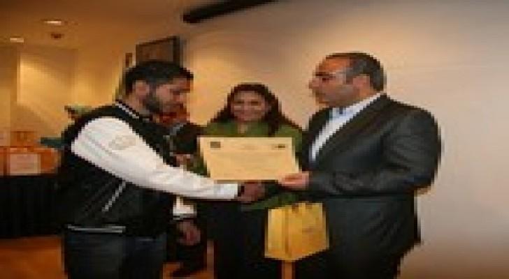 نائب امين عمان يرعى تخريج الدورة الثالثة لاعضاء المجلس البلدي من الاطفال