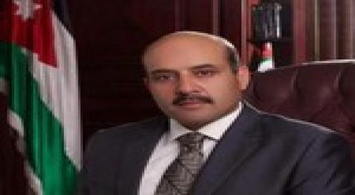 النائب القطاطشه يلتقى وفد طلابي من الجامعة الاردنية