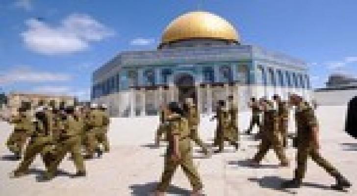 التيار الشعبي الأردني يدين العدوان الاسرائيلي على فلسطين