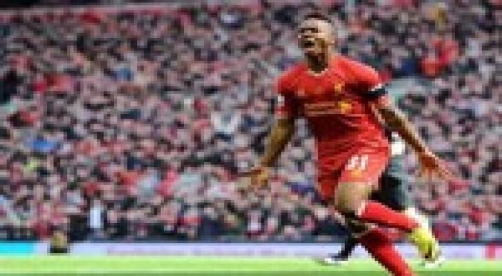 سترلينج يقترب من تجديد عقده مع ليفربول