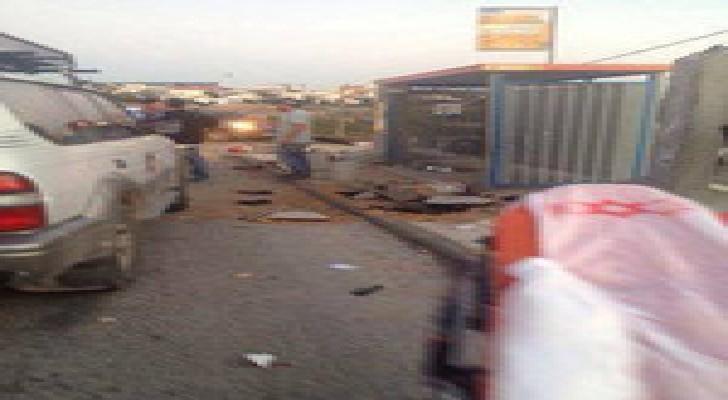 استشهاد فلسطيني نفذ عملية طعن قتل فيها مستوطنة وجرح اثنين ..صور وفيديو
