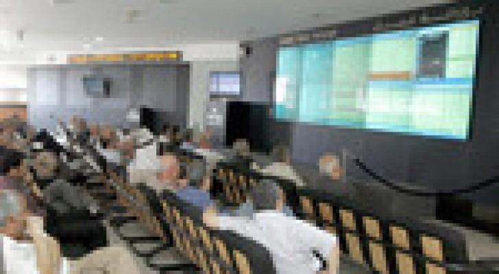 المؤشر القياسي لبورصة عمان يغلق على انخفاض