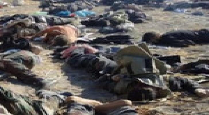 """السلطات العراقية تعلن مقتل 45 عنصرا من """"داعش"""" بينهم 5 قيادات"""