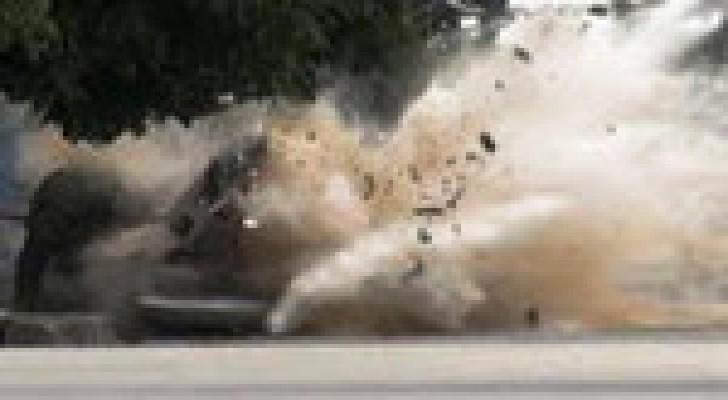 مقتل ضابط وإصابة 3 جنود في انفجار عبوة ناسفة بحضرموت