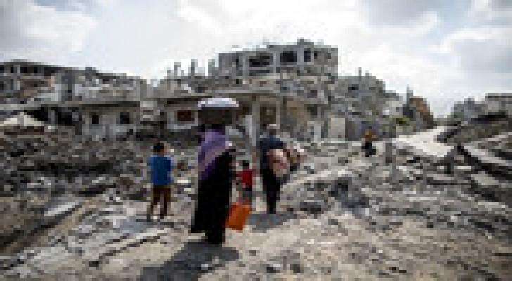"""حماس تنفي مطالبتها بجزء من أموال """"إعادة إعمار غزة"""""""