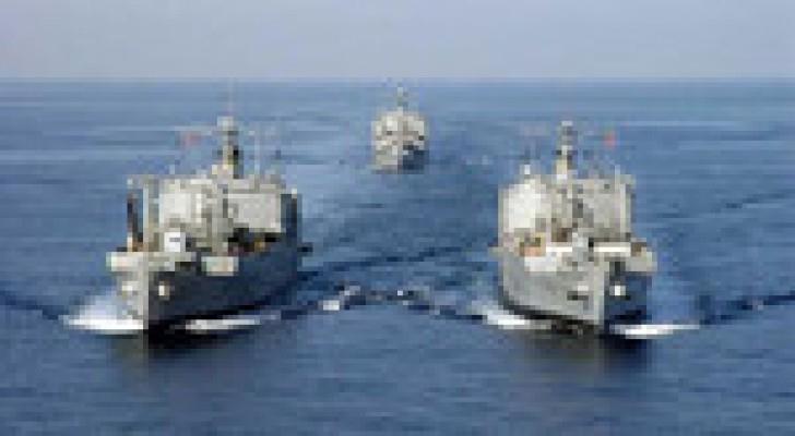 القوات البحرية بمصر تحبط هجوما علي أحد وحداتها وتقبض علي 20 فردا