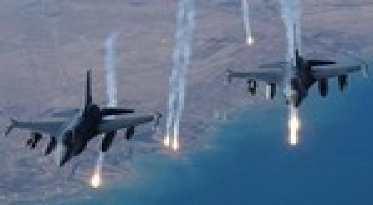 200 ضابط يبحثون تعزيز استراتيجية ضرب داعش