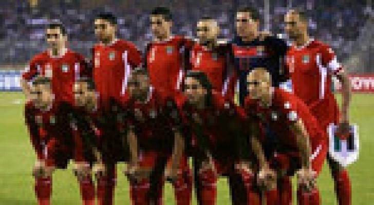 منتخبنا الوطني لكرة القدم يلتقي نظيره الكوري الجنوبي وديا غدا