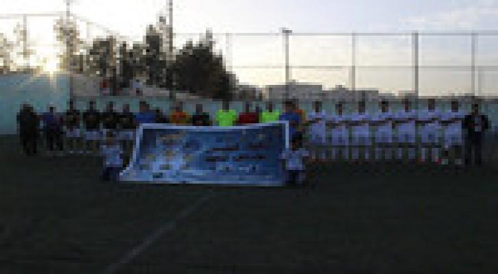 اختتام البطولة الخماسية لكرة القدم للمهجرين العراقيين