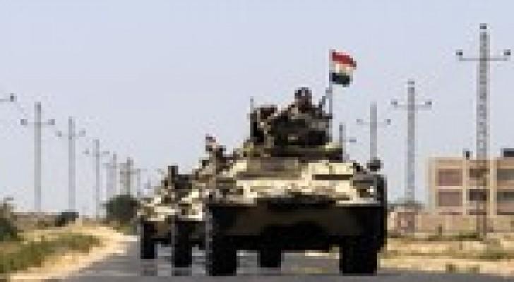"""الجيش المصري ينشر فيديو يبرز عملياته في سيناء ضد """"الإرهاب"""""""