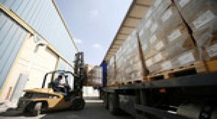 تسيير شاحنات ادوية من الضفة الى غزة