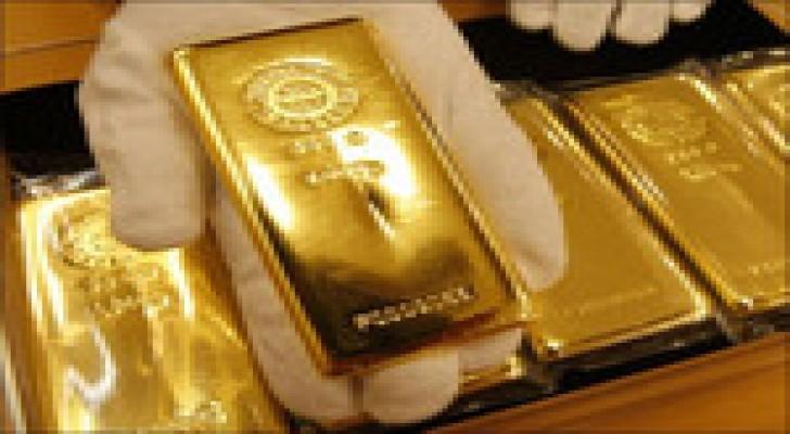 1250 دولار اونصة الذهب