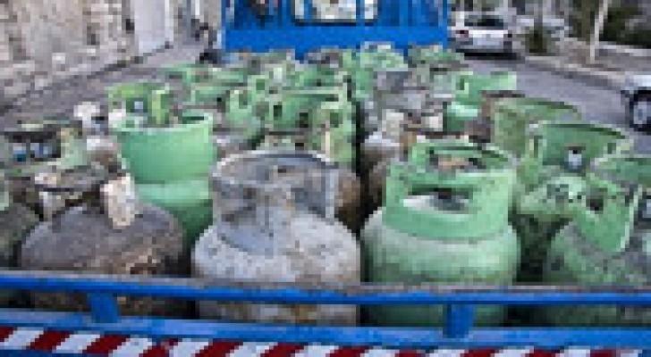 الصناعة والتجارة: اسطوانة الغاز الفارغة بـ 35 دينارا
