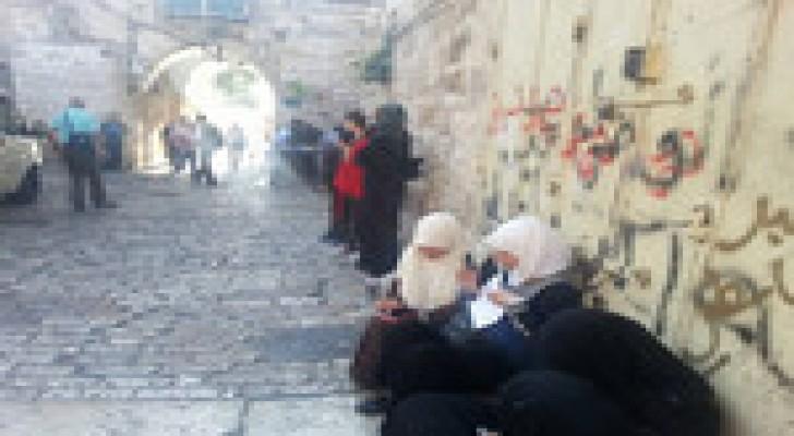 الاحتلال يمنع وفدا نسائيا تركيا من دخول المسجد الأقصى