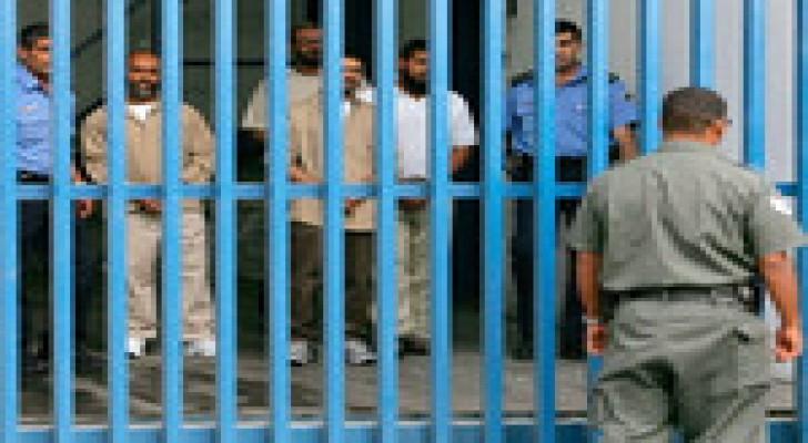 3 أسرى مرضى في سجون الاحتلال يعلنون بدء اضراب عن الطعام