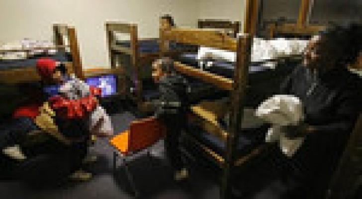 دراسة: التشرد يطال طفلاً أميركياً من كل 30 طفل