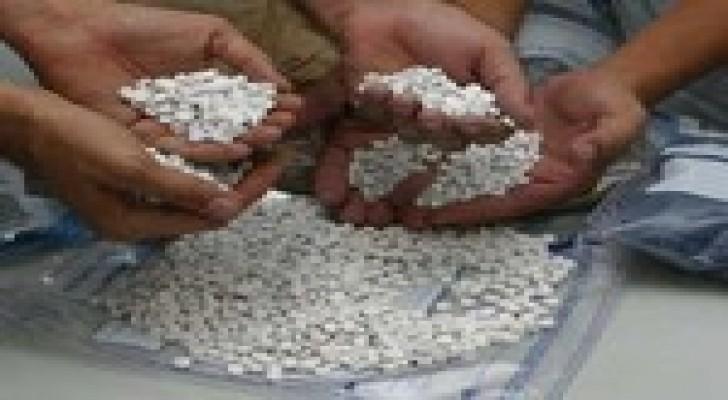 الأمن العام : ضبط مليون و134 ألف حبة مخدرة خلال أسبوع