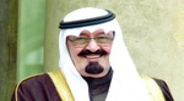 بيان صادر عن العاهل السعودي الملك عبدالله .. تفاصيل