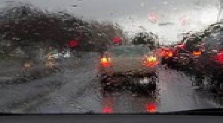تبدأ تدريجياً الجمعة : أمطار غزيرة تعبر المملكة السبت