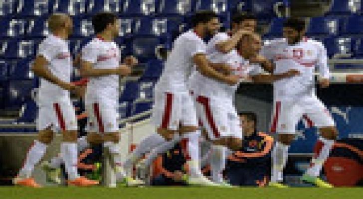 مصر تهدر فرصة التأهل إلى أمم أفريقيا بهزيمة من تونس