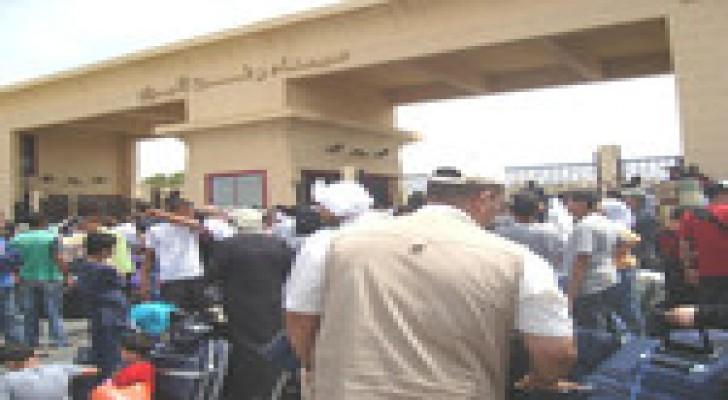 داخلية غزة: 30 ألف حالة إنسانية بحاجة للسفر عبر معبر رفح