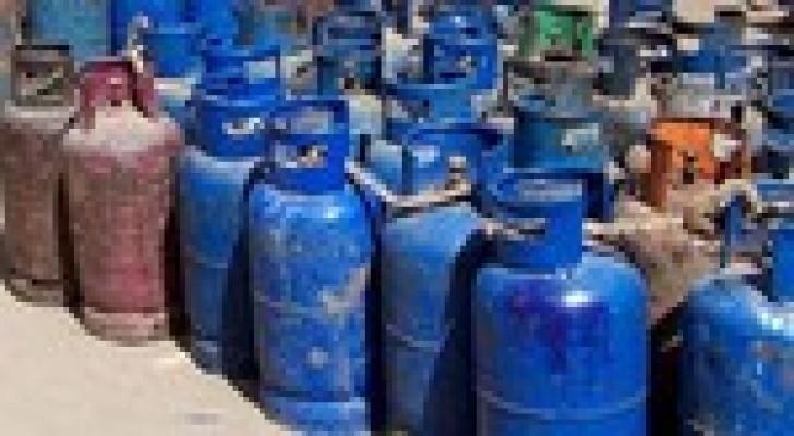 زيادة اعداد اسطوانات الغاز الفارغة المباعة في السوق ورقابة مشددة على الأسعار