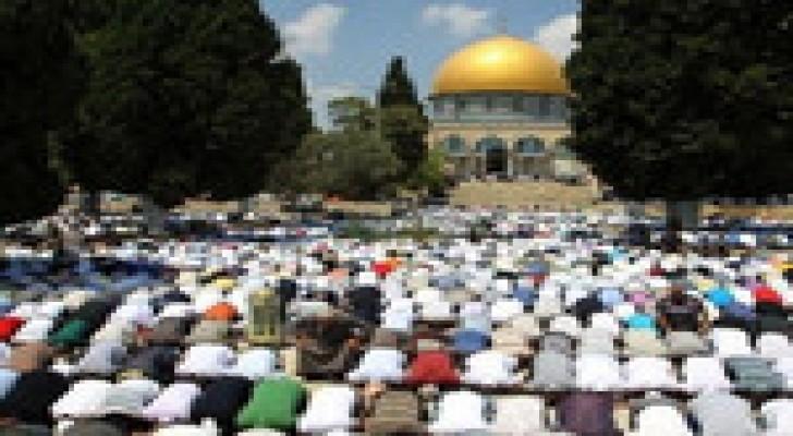 الاحتلال: المسلمون يمكنهم الصلاة في المسجد الأقصى الجمعة