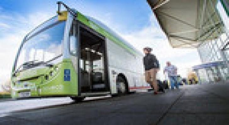 إنتاج أول حافلة تعمل بالفضلات البشرية في بريطانيا