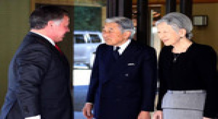 نص البيان الأردني الياباني المشترك لزيارة جلالة الملك إلى طوكيو