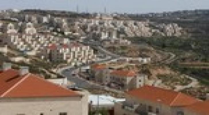 14 ألف وحدة استيطانية في الضفة والقدس المحتلة منذ بداية  العام