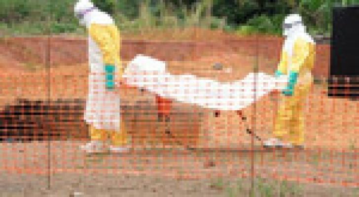 سرقة دماء يشتبه بتلوثها بإيبولا في غينيا