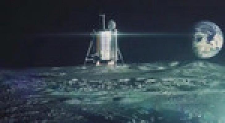 روبوت بريطاني يدفن في القمر صورا لسكان بريطانيا وحمضهم النووي