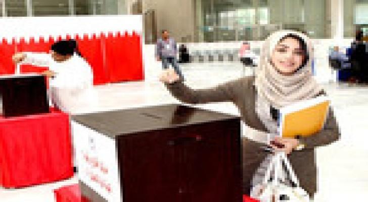 البحرين: الناخبون يختارون البرلمان والمعارضة تقاطع