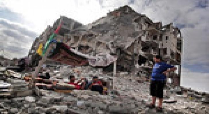 ادخال مواد بناء لـ 24 الف اسرة بغزة واليات ثقيلة الأسبوع القادم