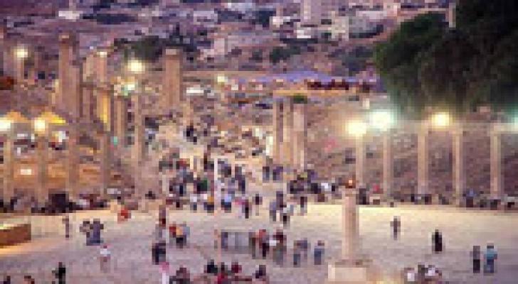 ارتفاع الدخل السياحي في الأردن بنسبة 7%