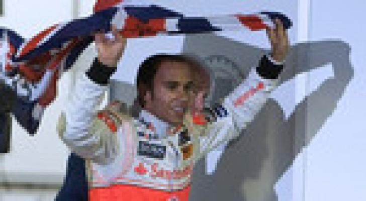 البريطاني هاميلتون بطل العالم للفورمولا 1 للمرة الثانية