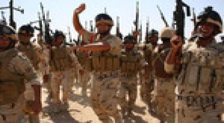 """الجيش العراقي يستعيد ناحية السعدية من """"داعش"""""""