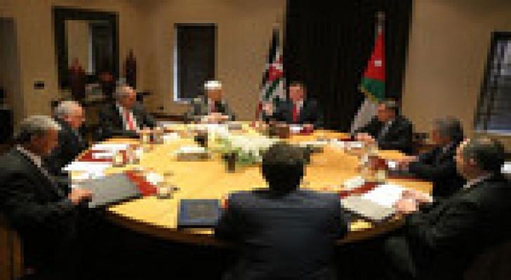 الملك: الخطة الوطنية لحقوق الإنسان ستعزز مكانة الأردن