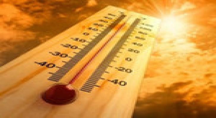 تقرير: ارتفاع درجات الحرارة بين 1.5 الى 2.5 درجة في عام 2050